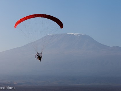 Kenya: Flying Safari in Masai Land